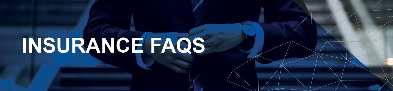 Insurance FAQs