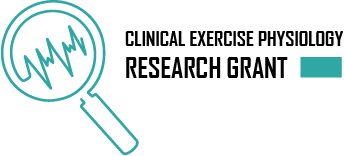 Clinical Exercise Physiology Research Grant Logo