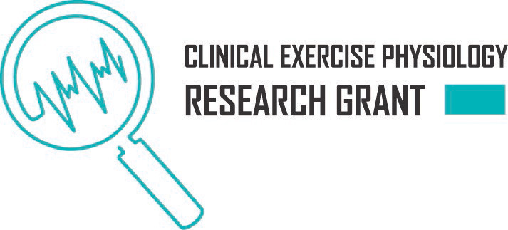 Clinical Exercise Physiology Research Grant in 2016